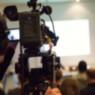 Medien auf dem 1. PitchLab in Greifswald