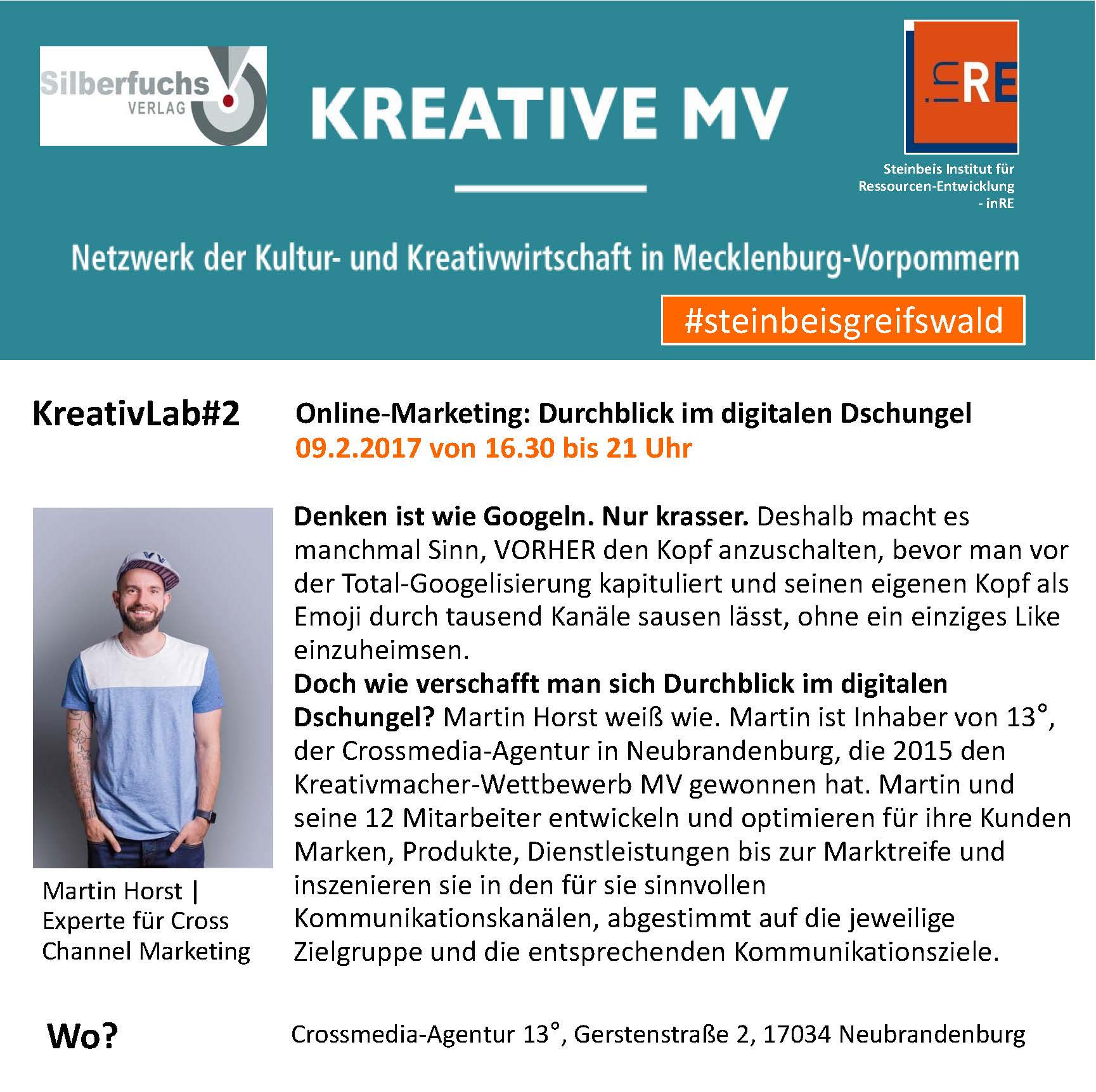 Online-Marketing Workshop