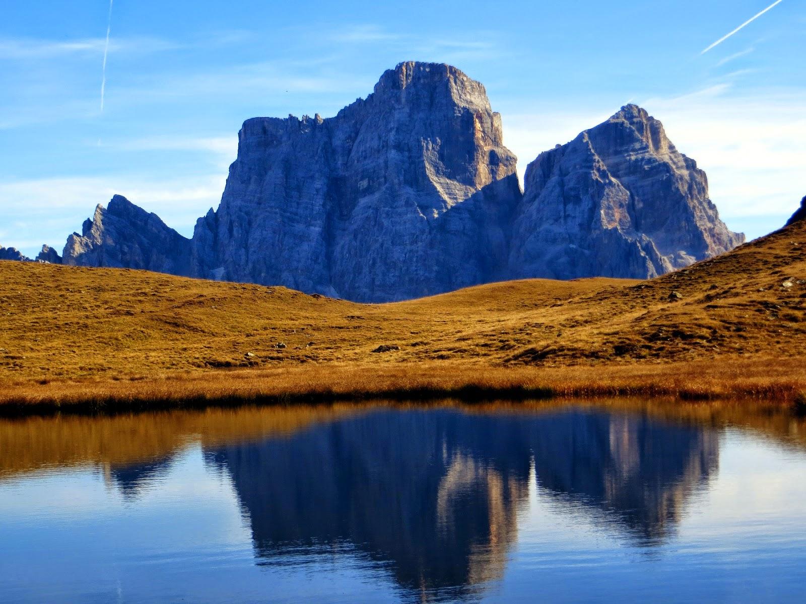 vacanze, montagna, dolomiti