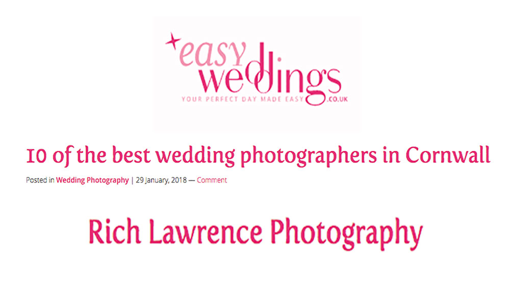 rich lawrence photography as being in top ten