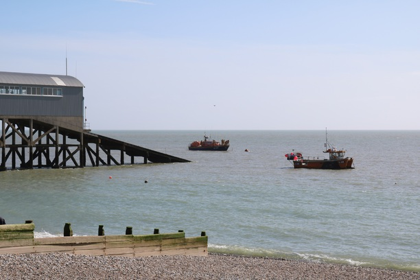 Selsey Lifeboat Mooring