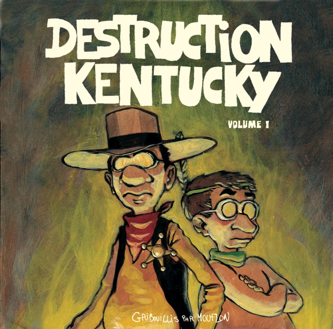 Destruction Kentucky par Mouflon