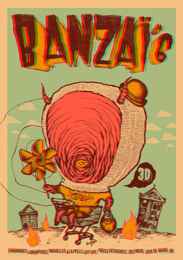 Banzai # 6