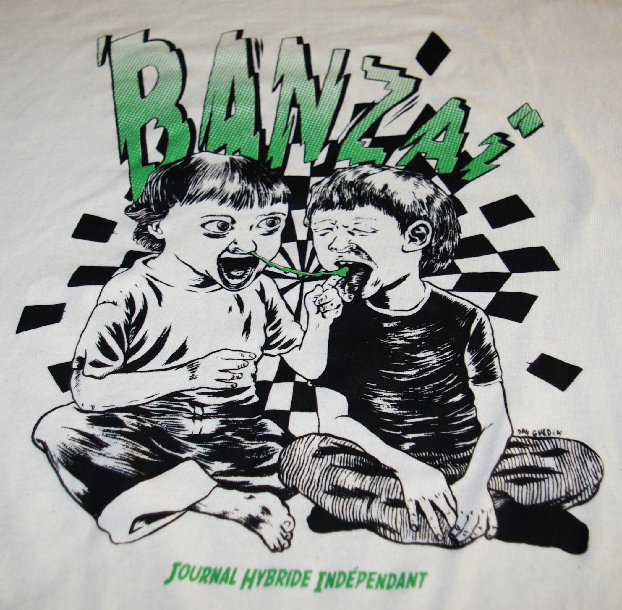 T-shirt Série 1 Dav Guedin