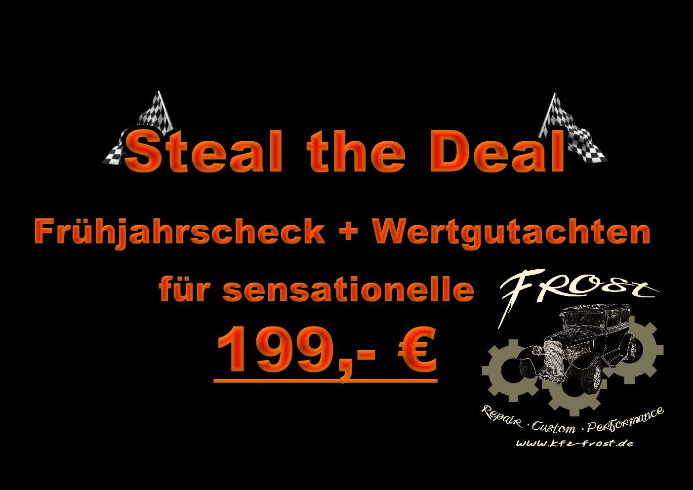 Steal Deal 2019