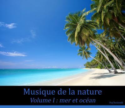 """CD de Musique Relaxante """"Bruits des vagues et de l'océan"""""""
