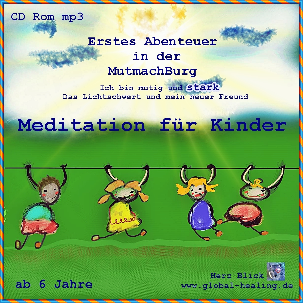 Meditation für Kinder CD mp3