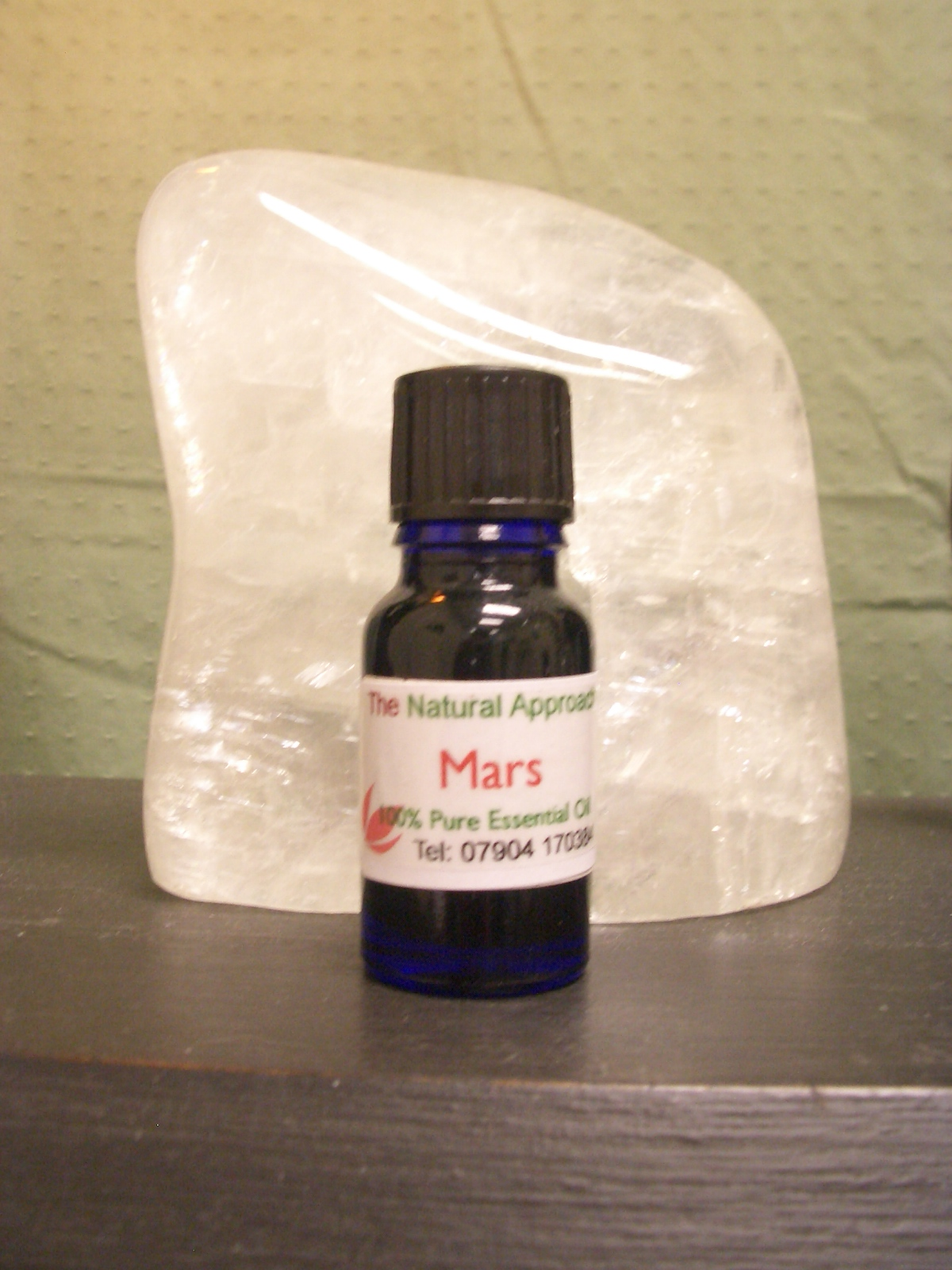 Mars - Stimulating and Invigorating