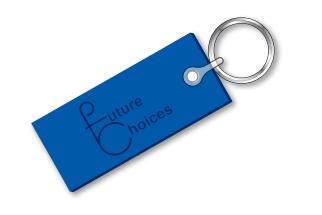 Future Choices Keyring