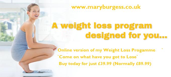 Online Weight Loss Programme