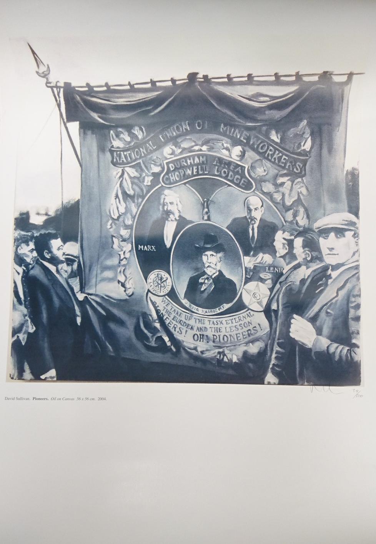 Durham Chopwell Lodge Print