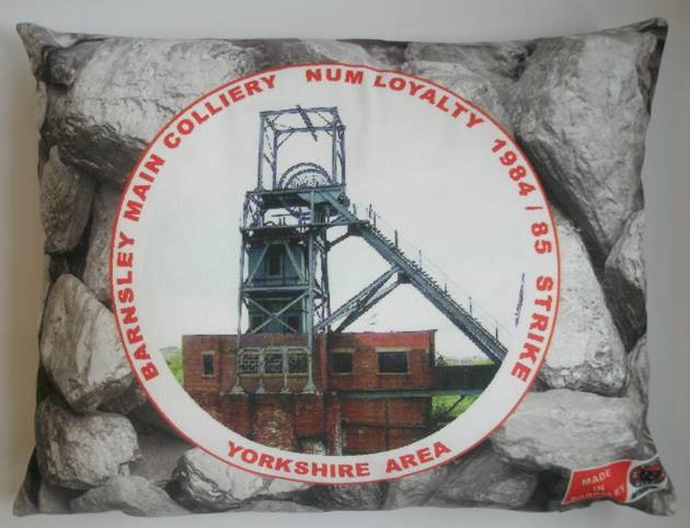 Barnsley Main badge