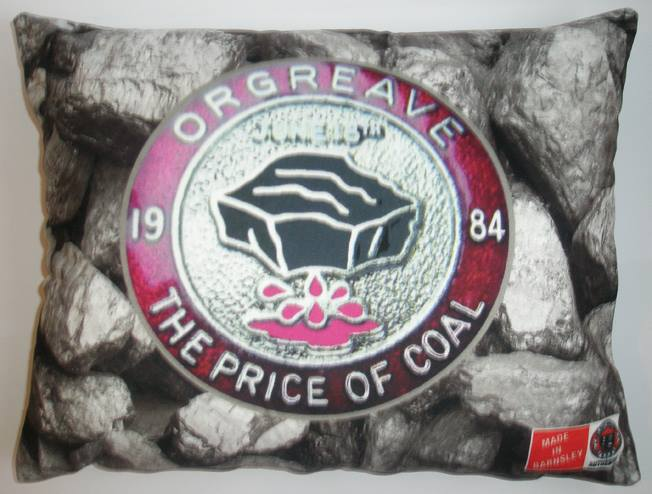 Orgreave badge