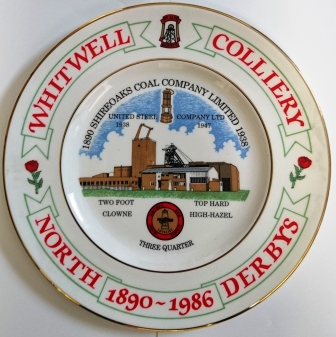 Whitwell plate