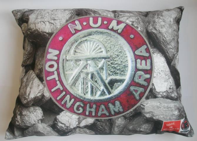 Nottingham Area badge