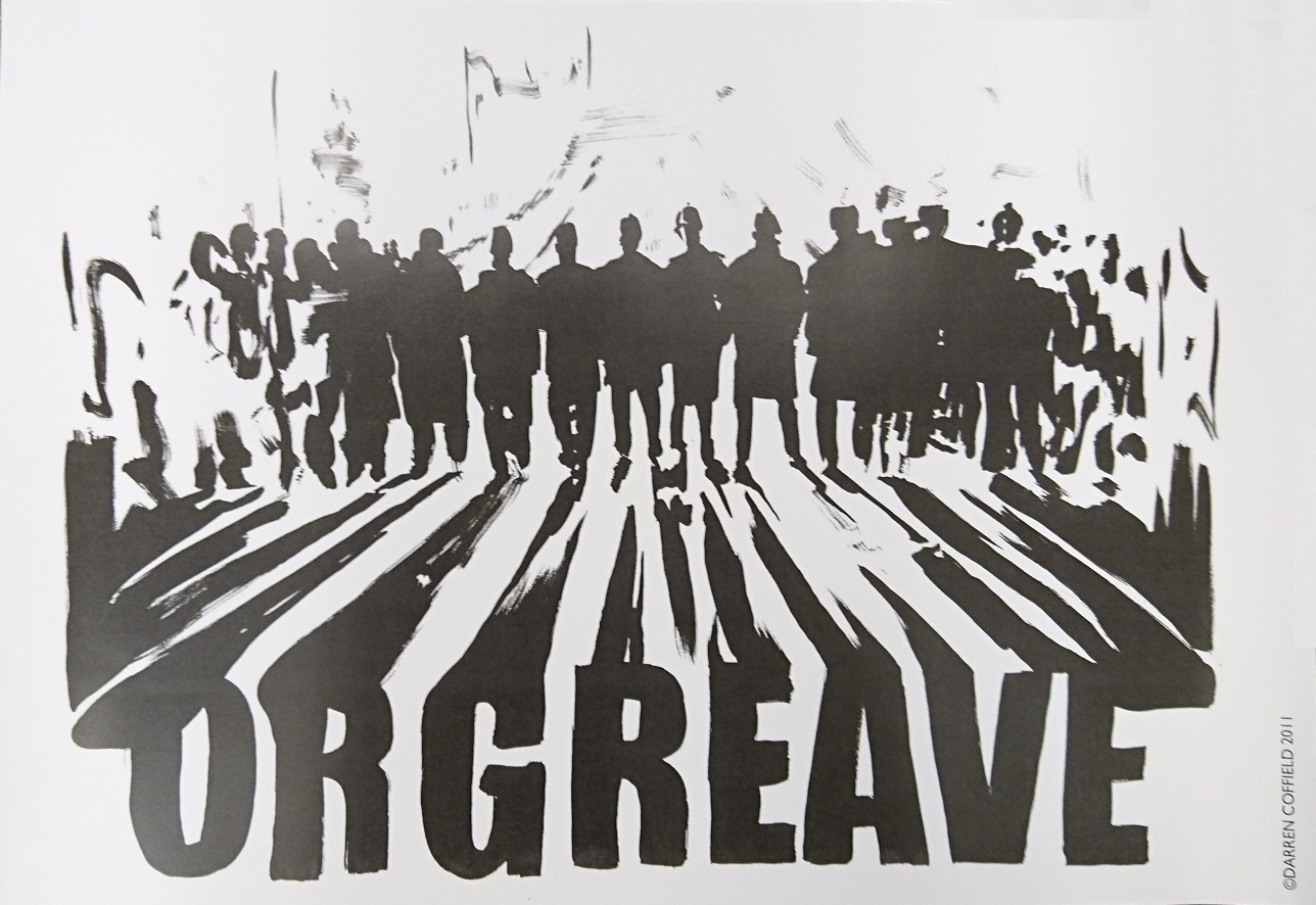 Orgreave Print 1