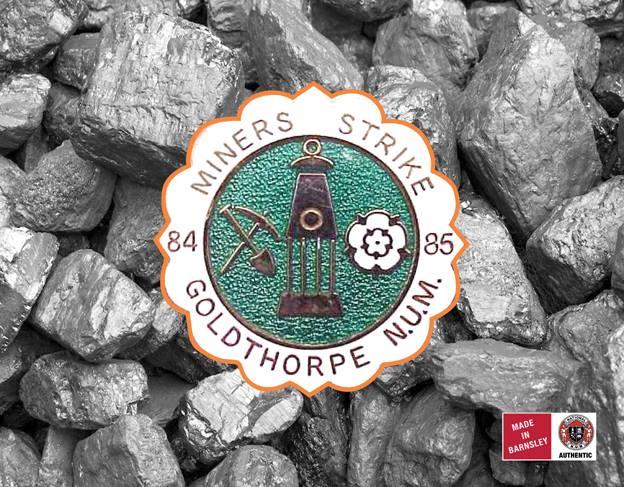 Goldthorpe badge
