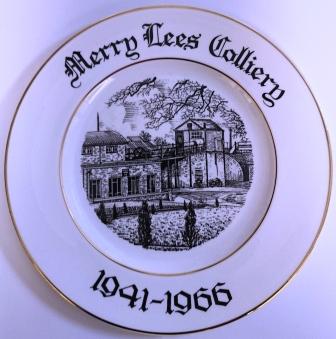 Merry Lees plate