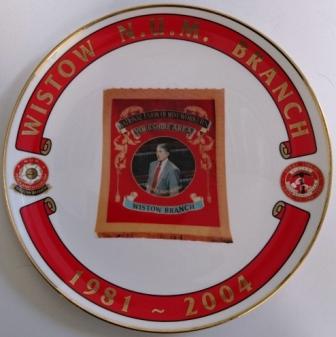 Wistow plate