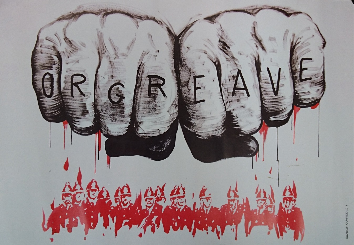 Orgreave Print 2