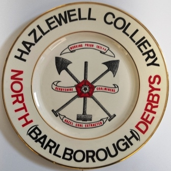 Hazlewell plate