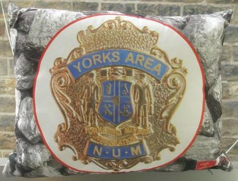 Yorks Area badge