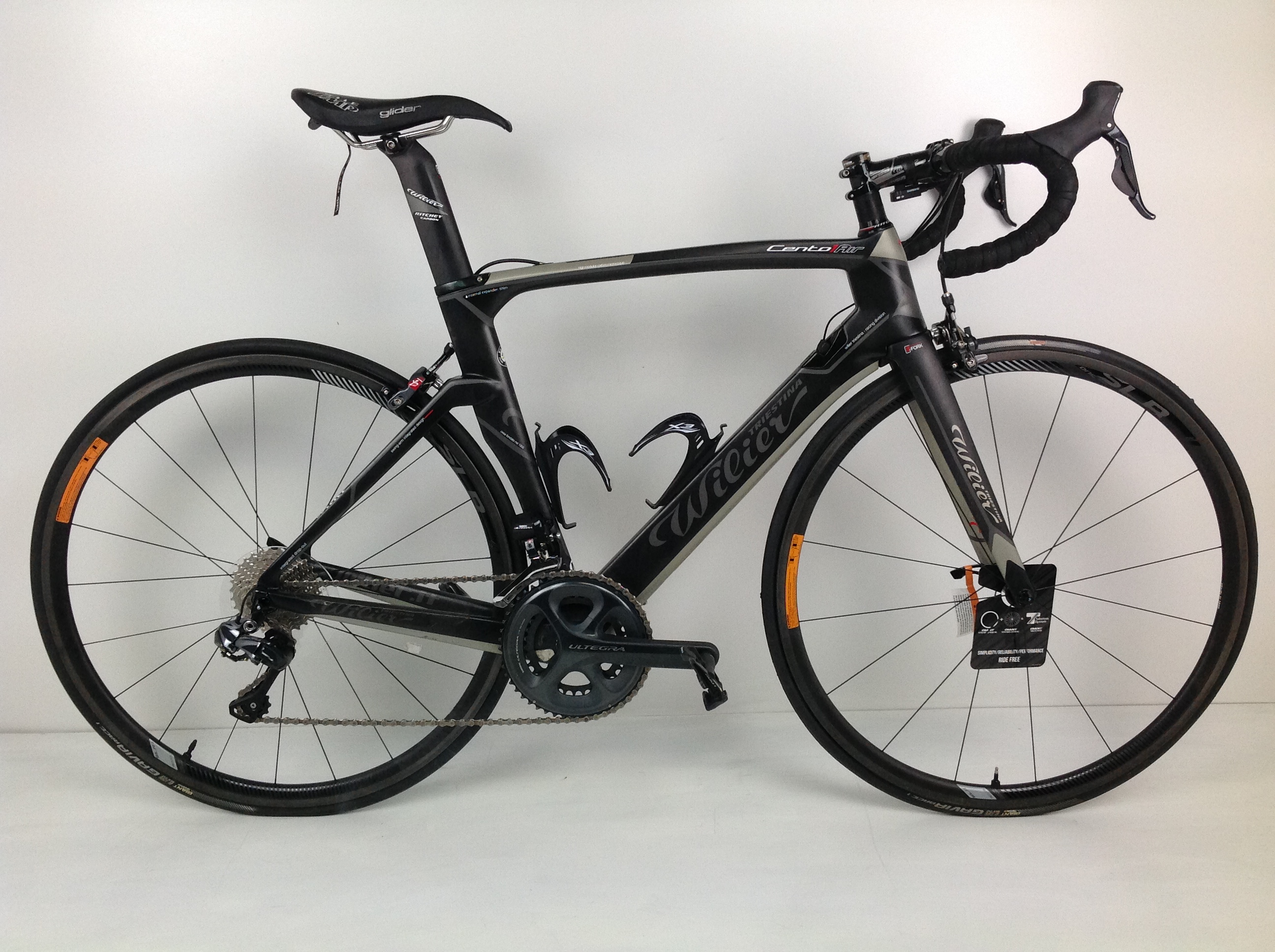 Bici WILIER CENTO1 AIR Ultegra di2 taglia M