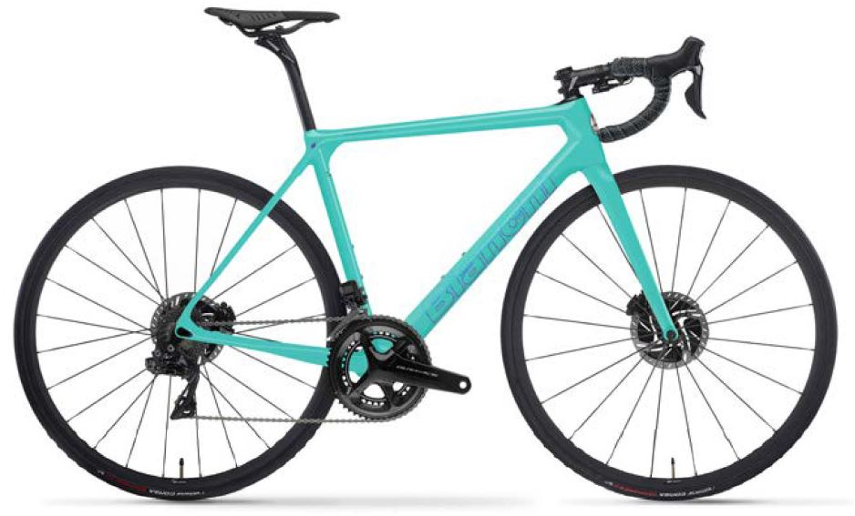 Bianchi SPECIALISSIMA DISC- Super Record EPS 12sp