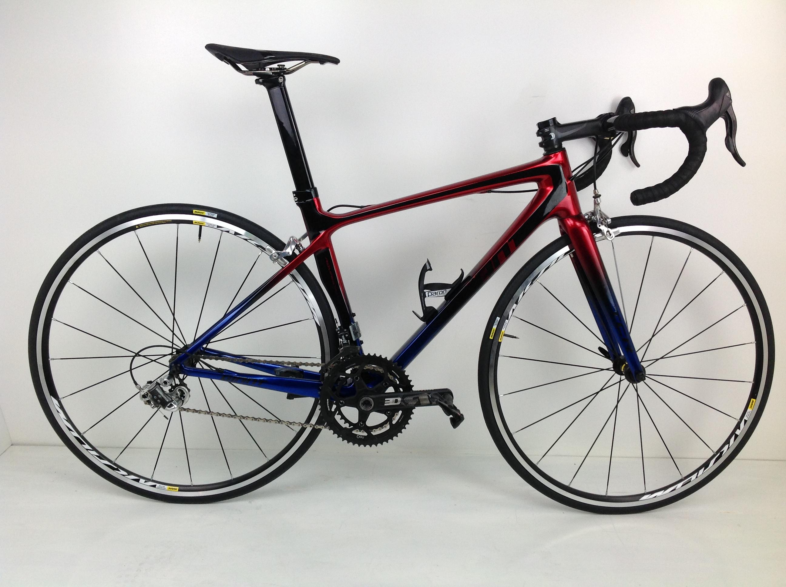 GIANT TCR custom TAGLIA s