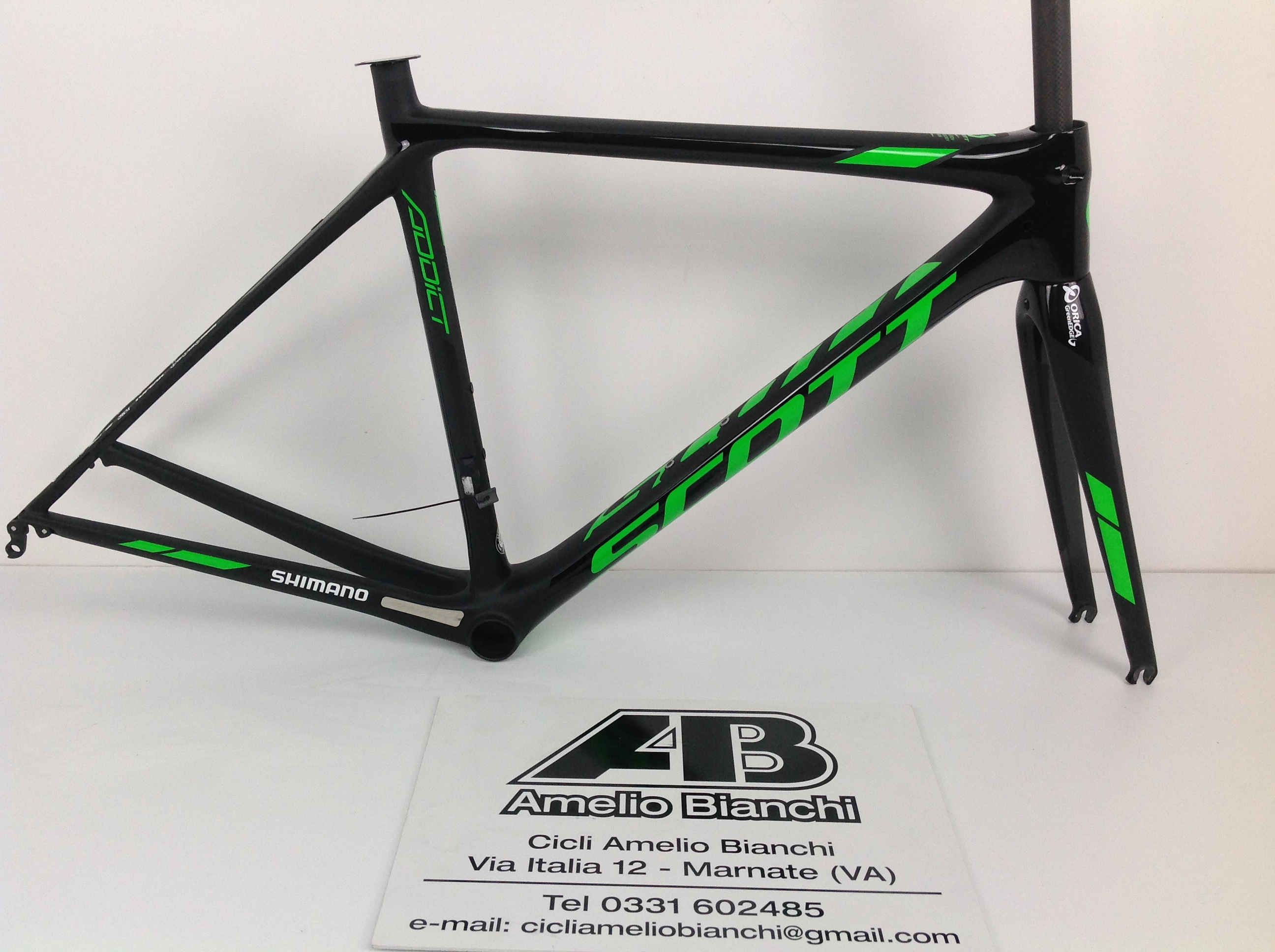 Scott Addict Orica Team 47 XXS