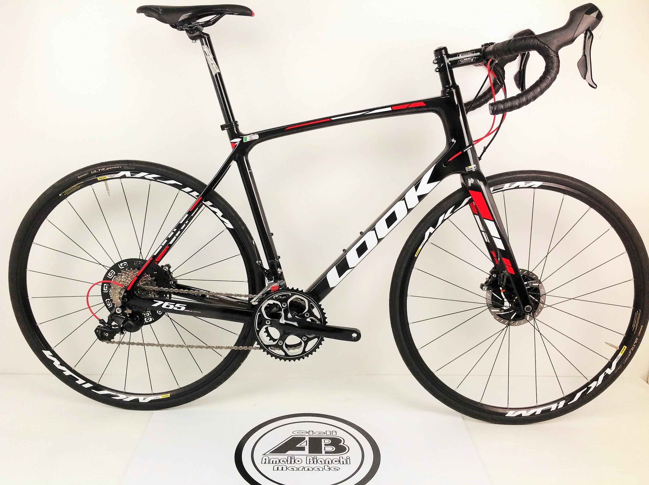 Bici completa LOOK 765 Disc Shimano 105 taglia L