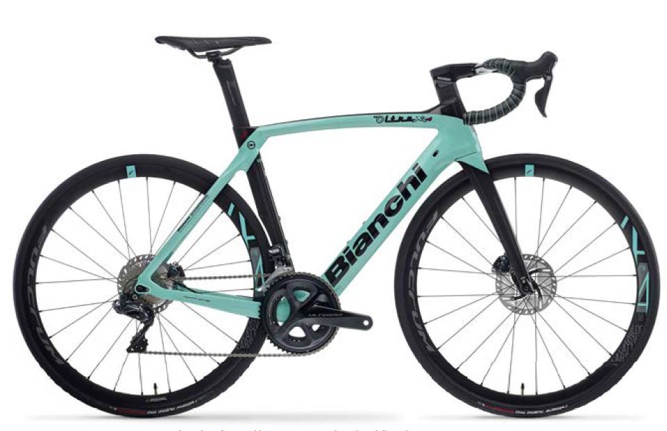 OLTRE XR4 Disc- Dura Ace 11sp Compact