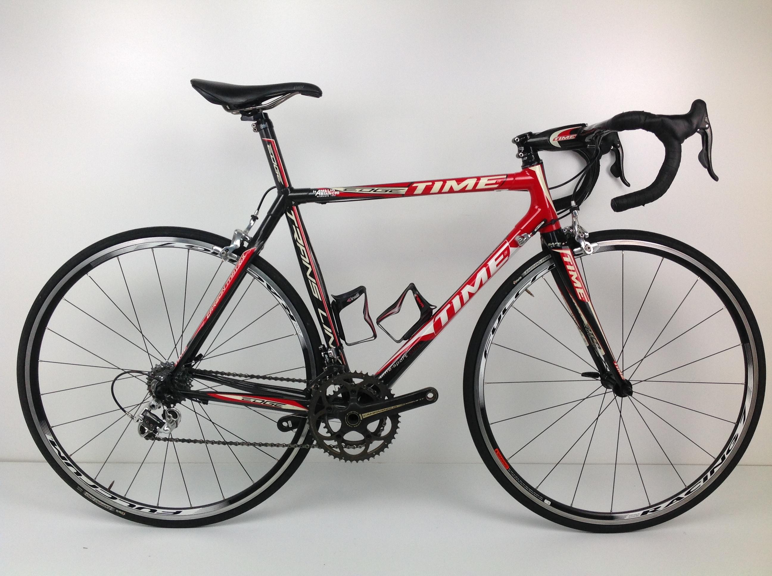 Bici Completa TIME EDGE TRANS LINK Taglia S