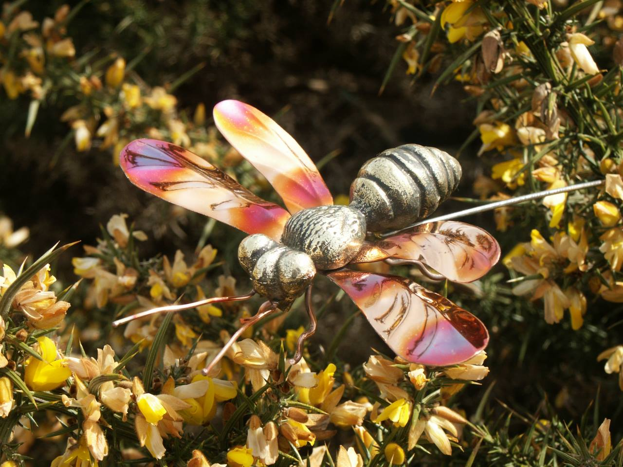 Bee - Copper