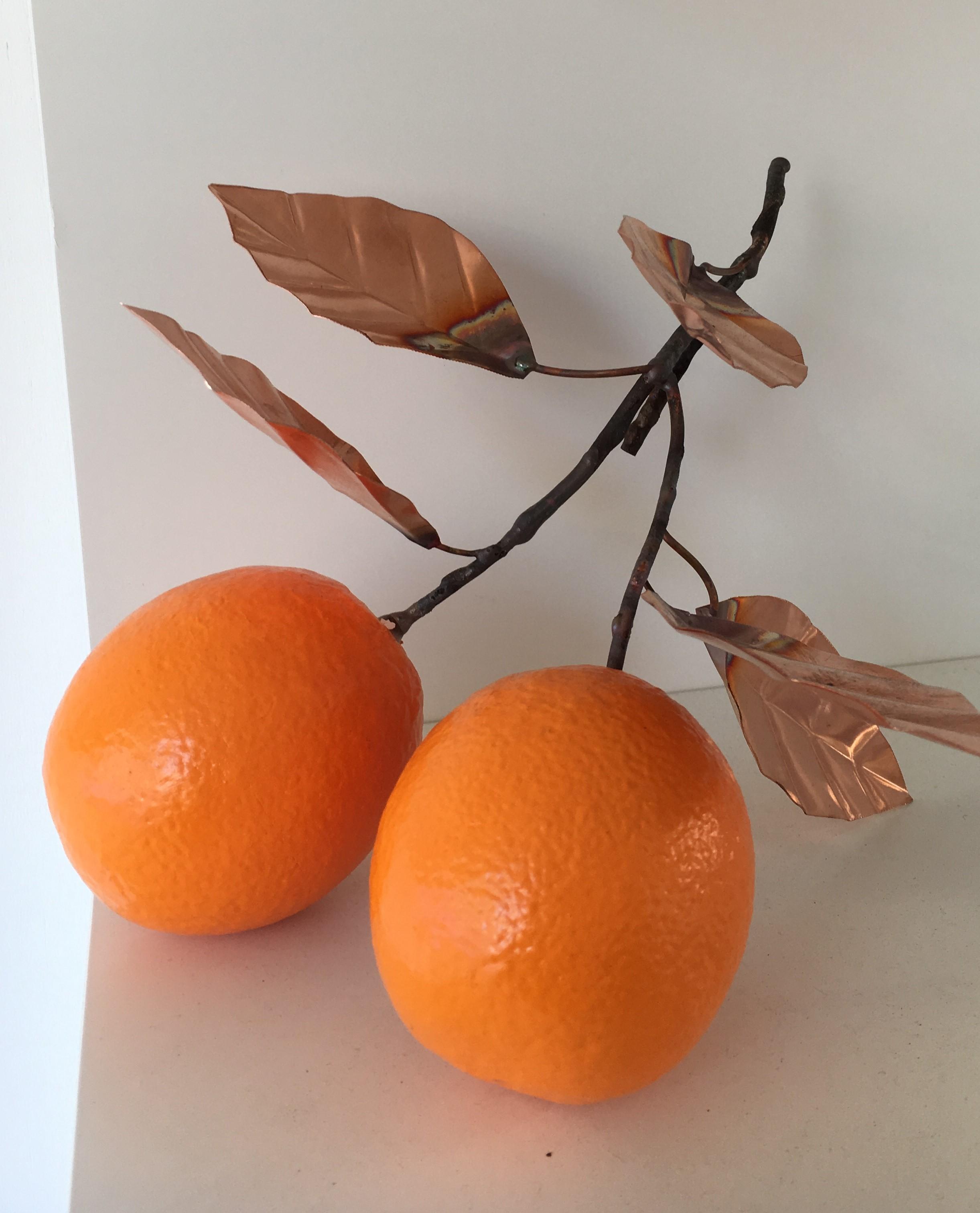 Orange Twig