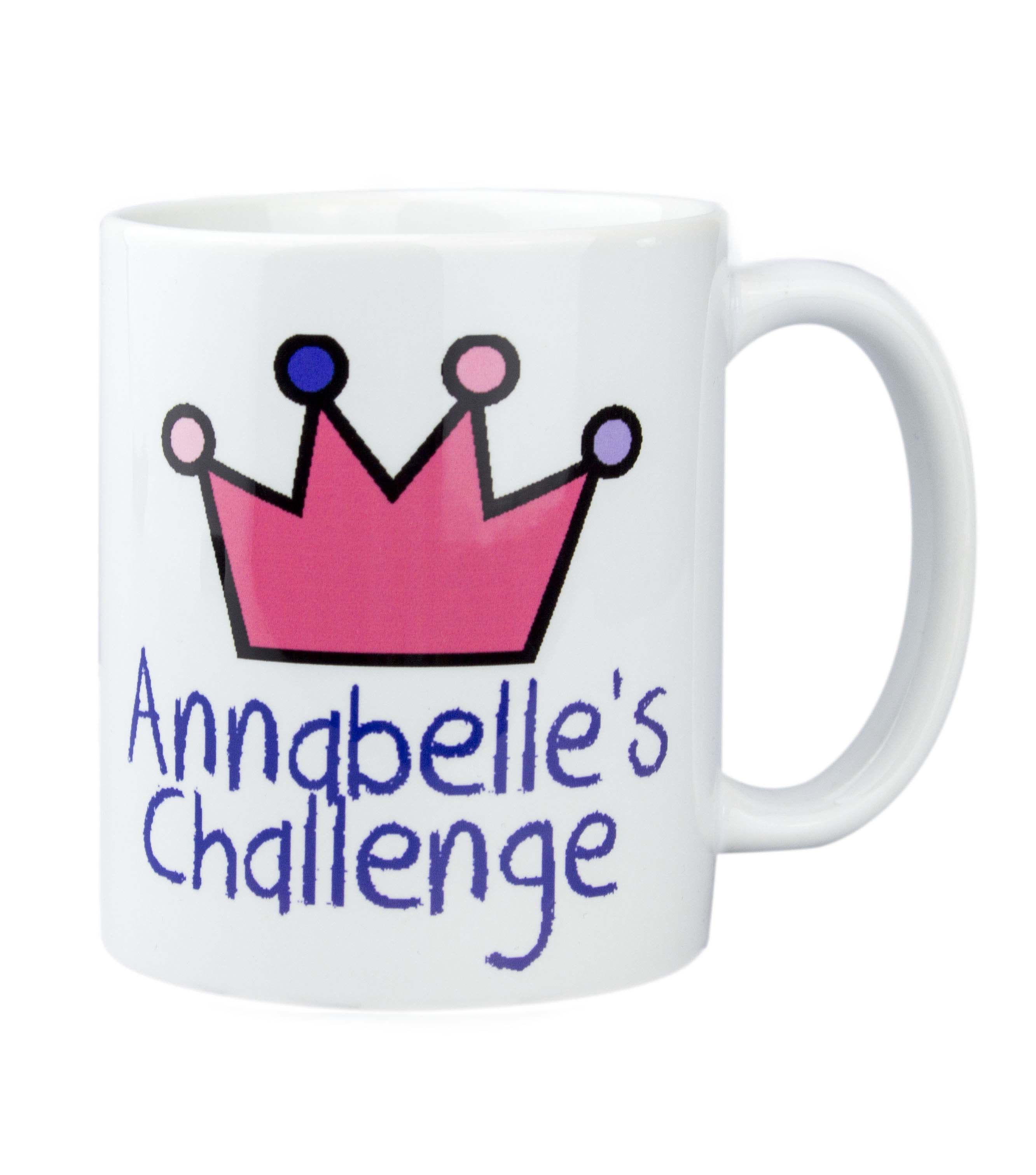 Annabelle's Challenge Mug (Set of 6)