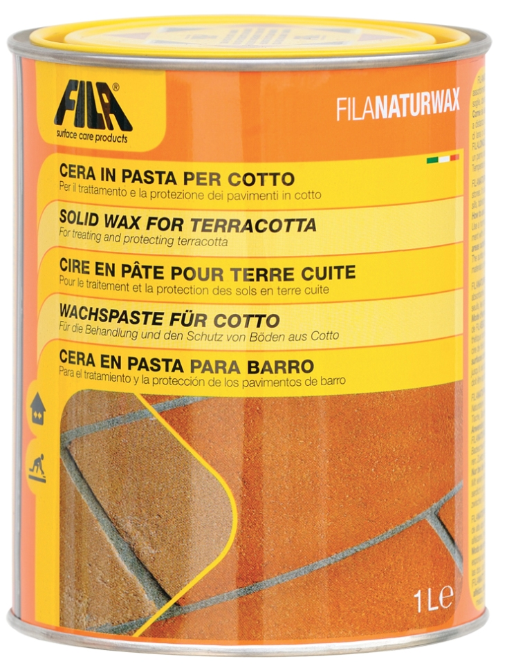FILA Naturwax marrone -1 Liter-