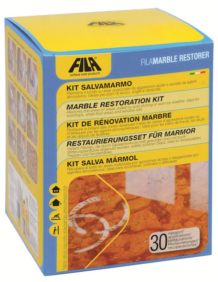 FILA Marble Restorer -1 Set-
