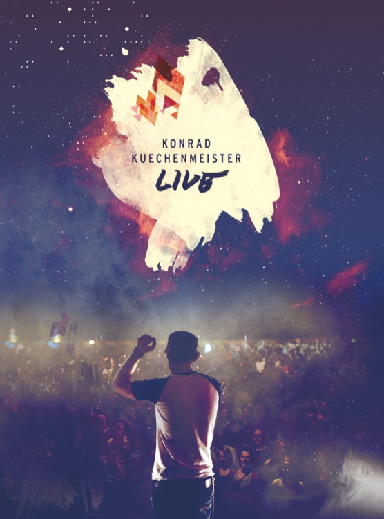 DVD: Konrad Kuechenmeister Live