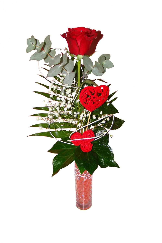 Rosa Decorada