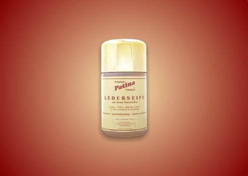 Patina Naturell Lederseife 100 ml