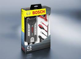 Bosch Batterielader C3