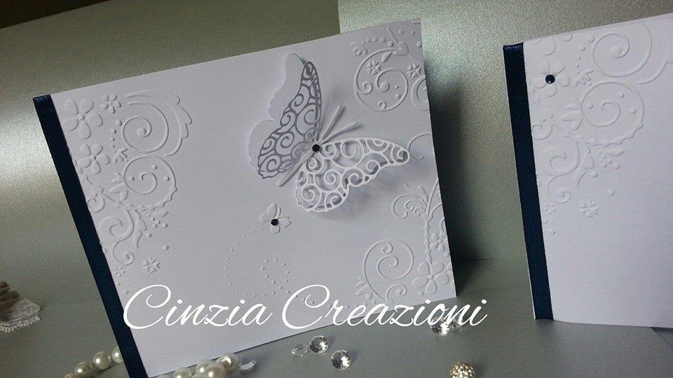 Matrimonio Tema Farfalla : Invito nozze farfalle elegante con strass