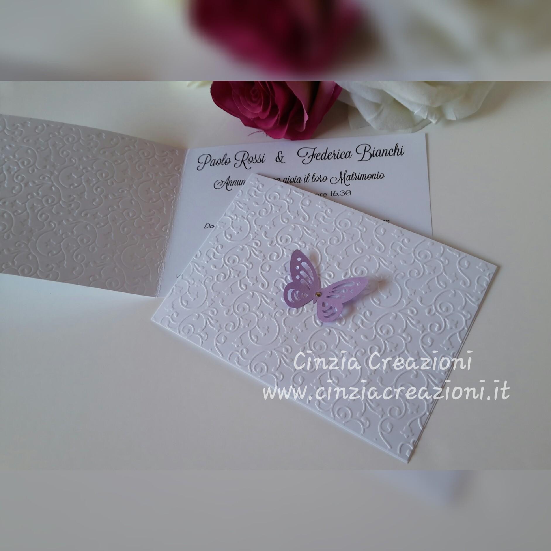 Partecipazione Farfalla 2