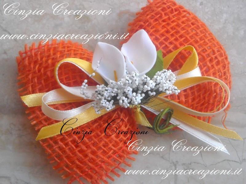 Portaconfetti Matrimonio 3