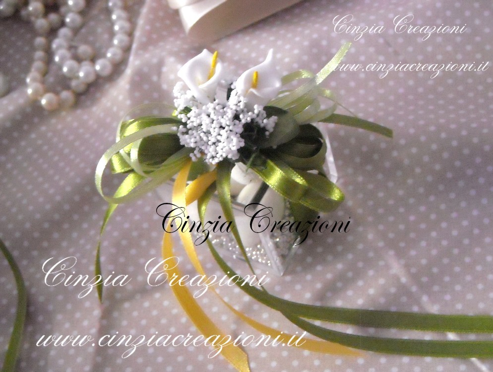 Portaconfetti Matrimonio 14