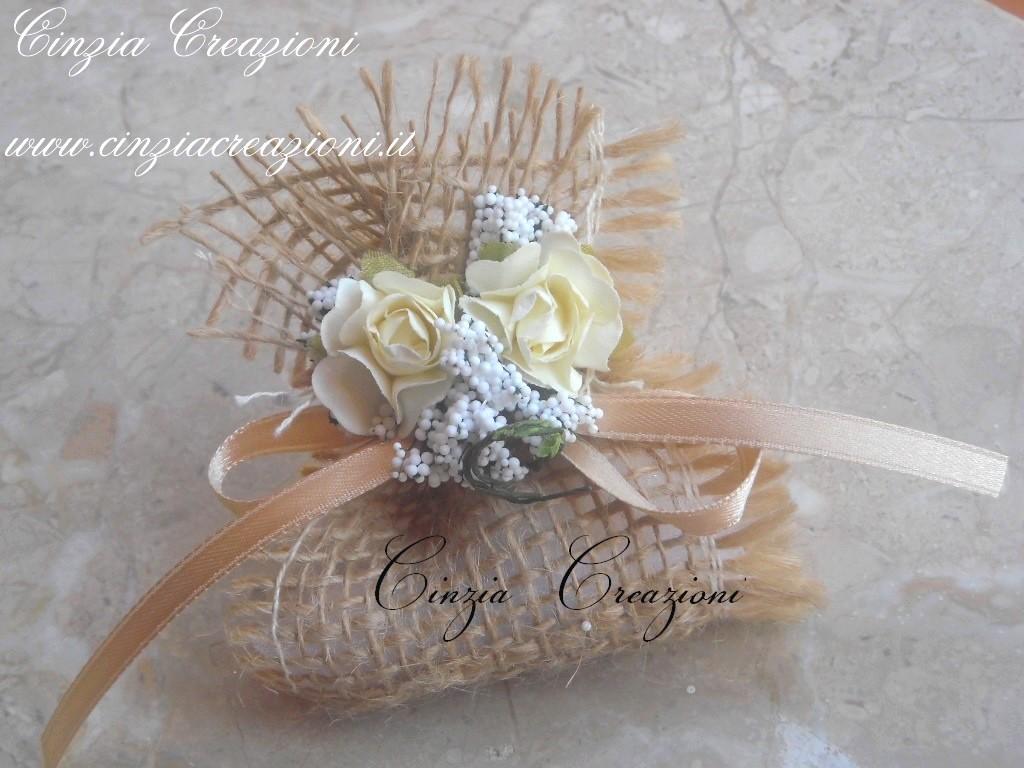 Portaconfetti Matrimonio 4