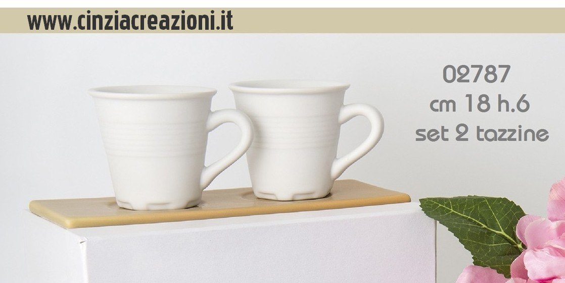 Set 2 Tazzine