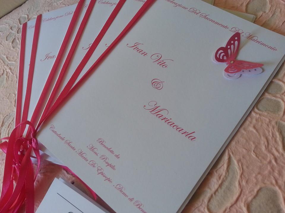 Favoloso Partecipazioni Matrimonio On Line, Bomboniere Nozze, Portariso  CB58