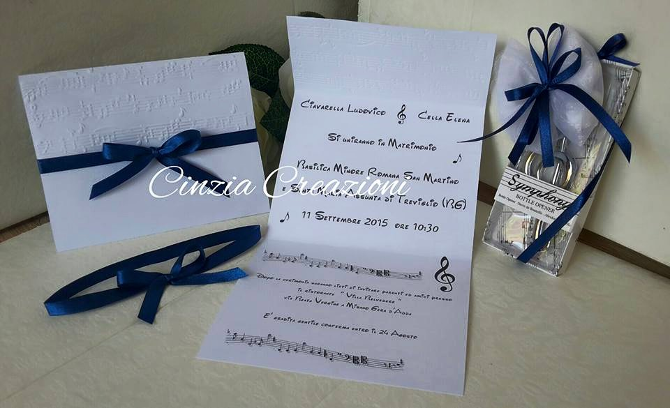 The Invitation Song with nice invitation design